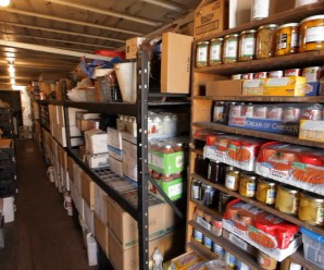 food storage pantry