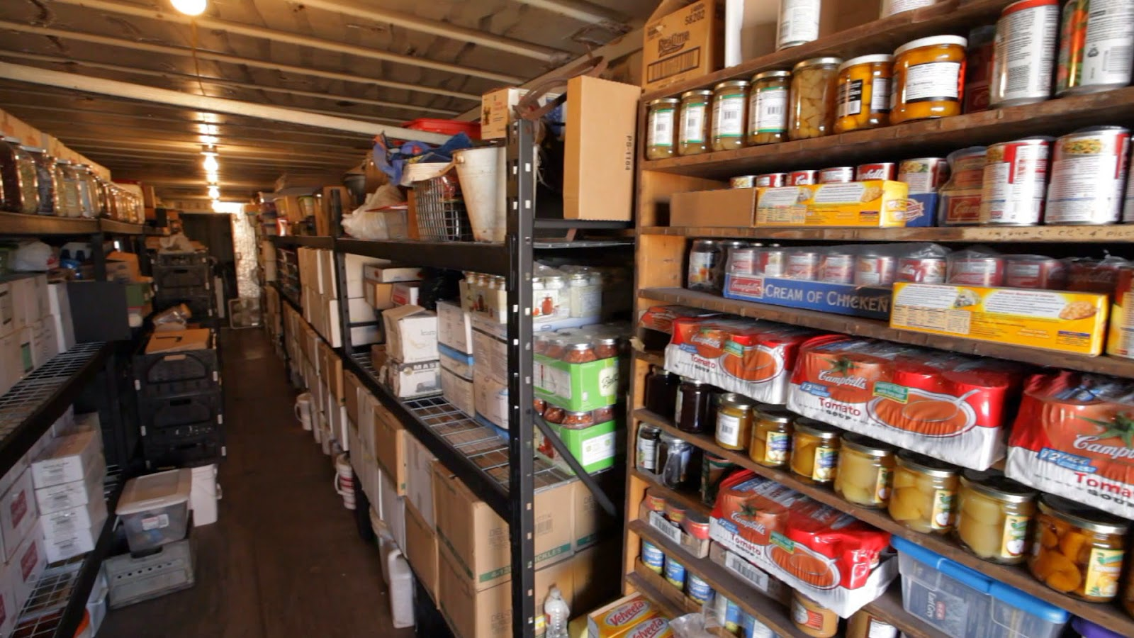 Food Storage Supply List