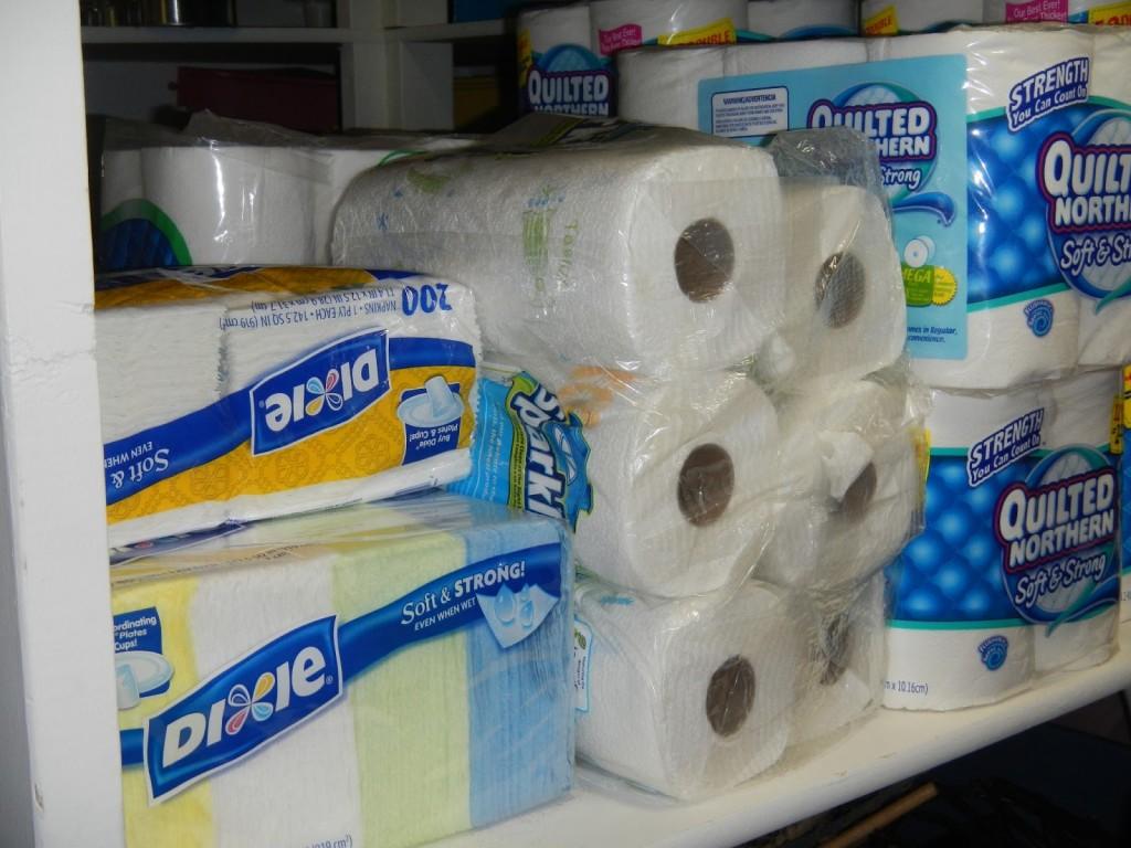 Urban Survival Sanitation Items You Should Stockpile