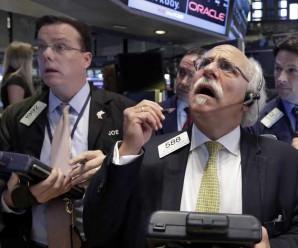 stocks plunge