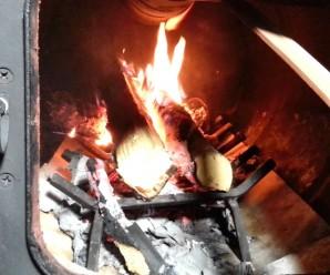 barrel stove