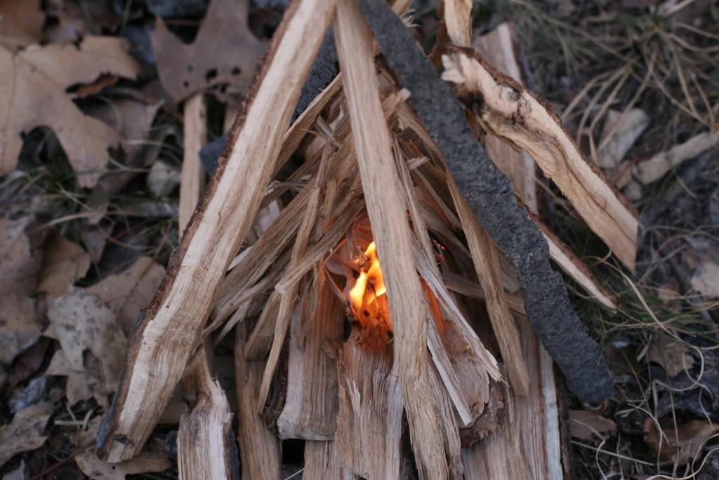 teepee-fire