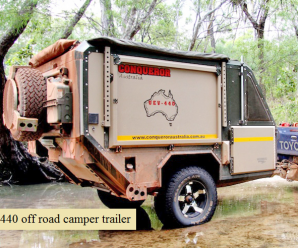 conquer trailer