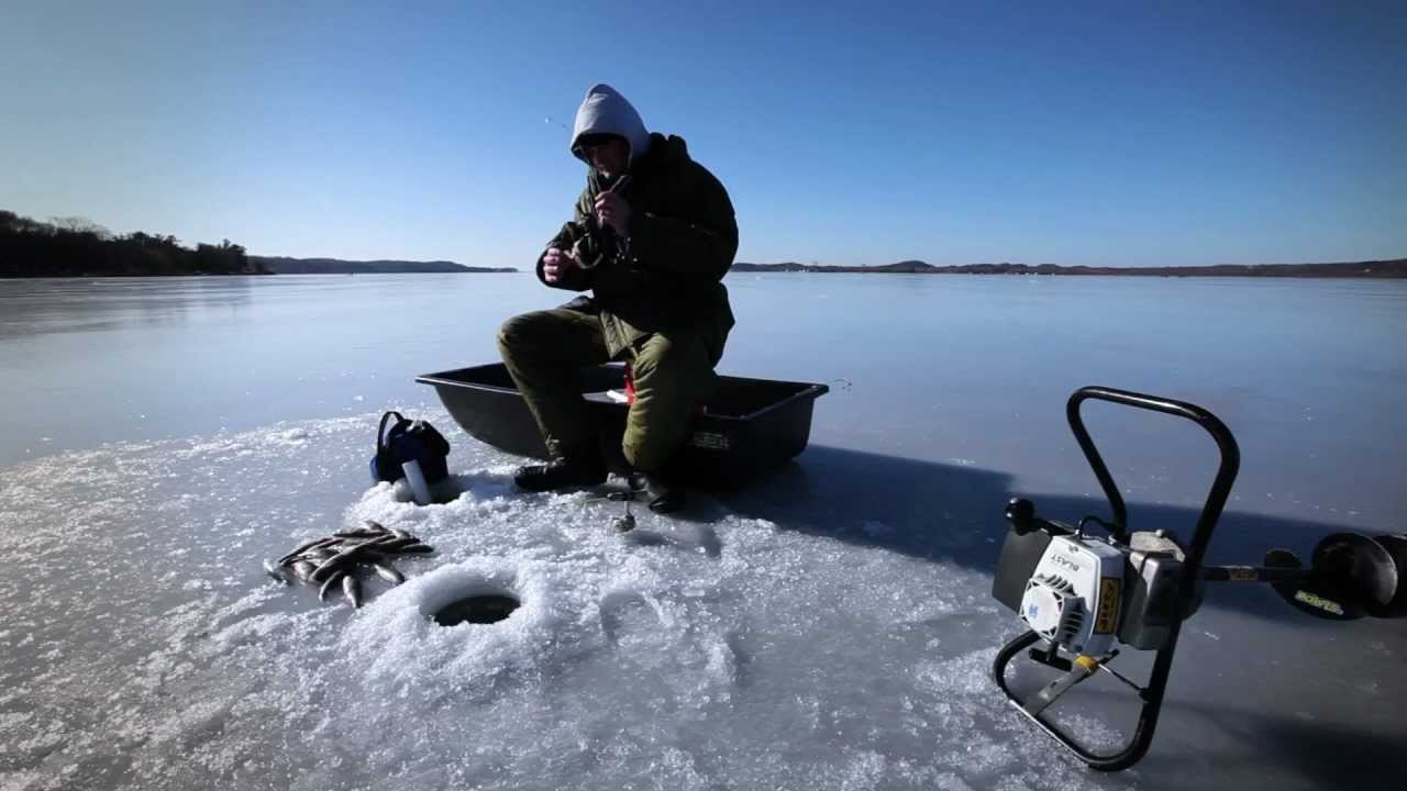 Cold Weather Fish Are Biting, You Just Need to Find Them