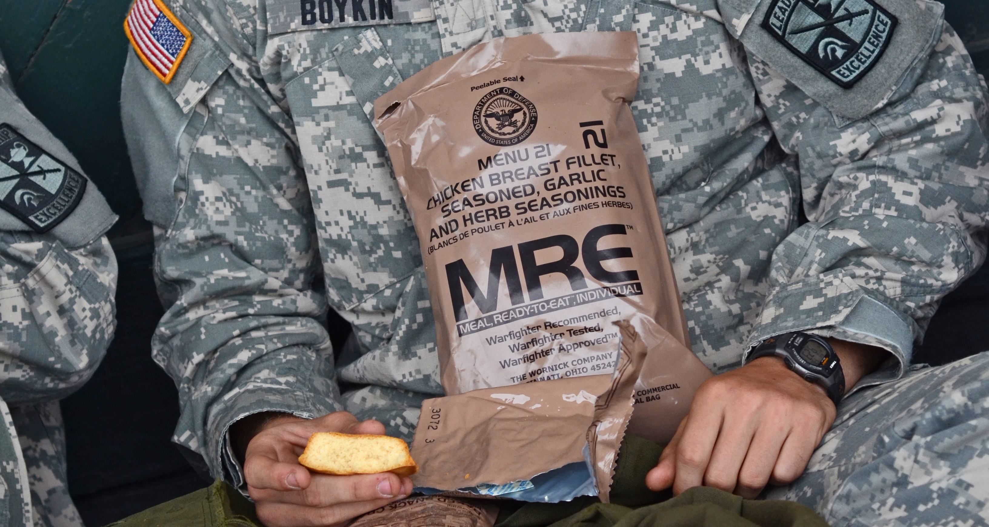 Mre Can Foods