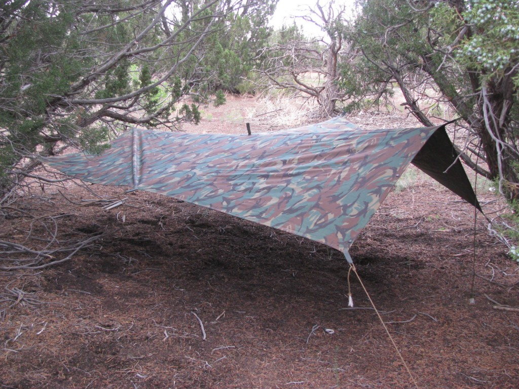 Common Survival Uses For Tarps And Ponchos