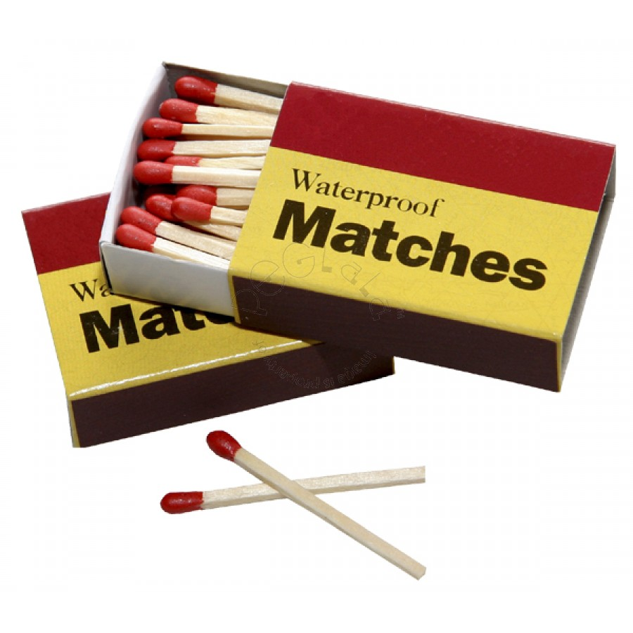 Whats in matches