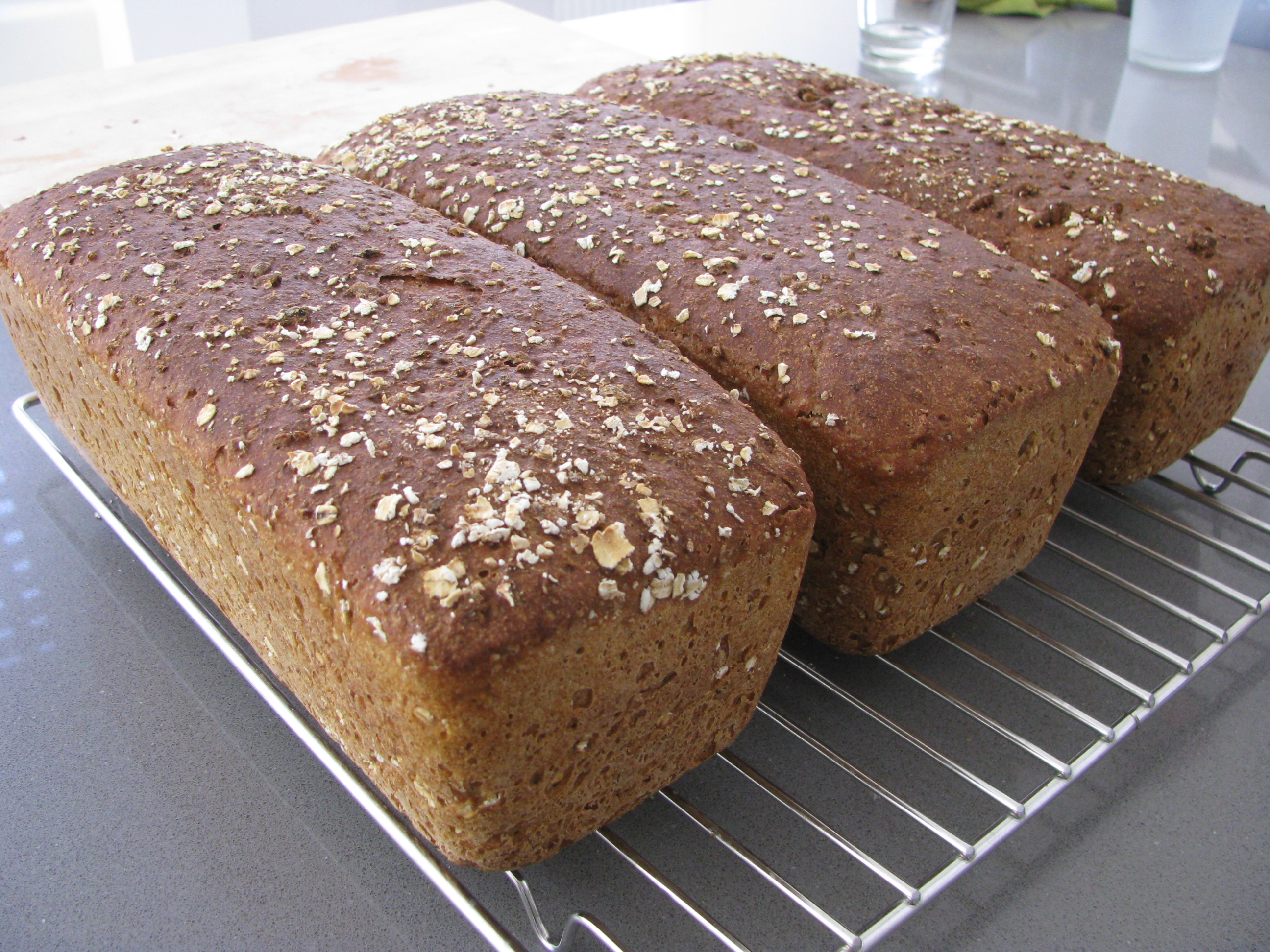 How to make ezekiel bread with minimal resources for Recipes with minimal ingredients