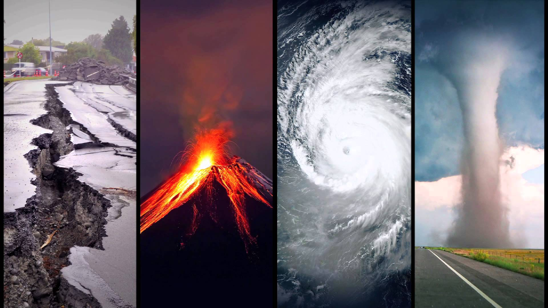 Recent Natural Disasters May