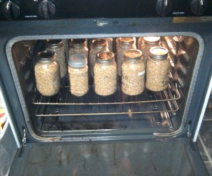 Oven Canning for Long Term Storage & Long Term Food Storage Archives - Eat Tomorrow Blog