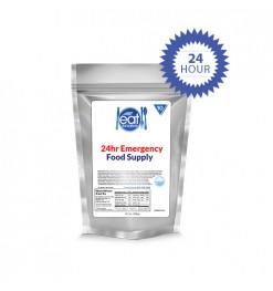 24 Hour Emergency Food Kit