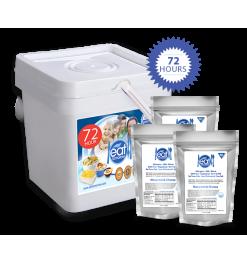 72 Hour Emergency Food Kit
